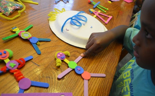 Using Crafts for Language Learning- Kid World Citizen