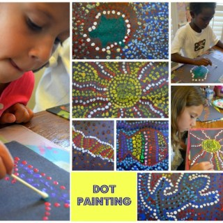 Australian Indigenous Art: Aboriginal Dot Painting