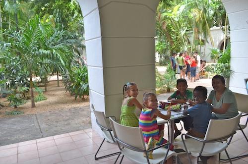 Classes in Merida- Kid World CItizen