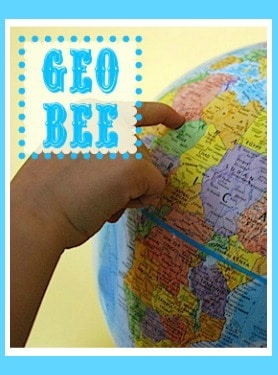 Geo Bee Resources Kids- Kid World Citizen