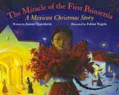 Miracle of the First Poinsettia- Kid World Citizen