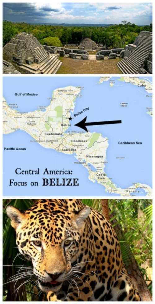 Learn about Belize- Kid World Citizen