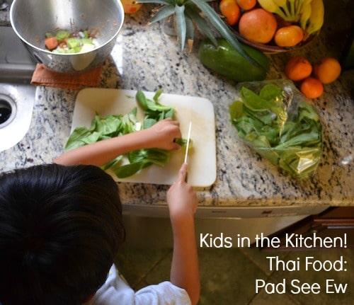 Thai Food for Kids- Kid World Citizen