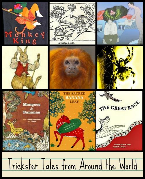 Trickster Tales Around the World: Cunning Animals!