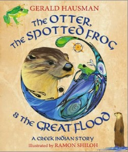 Otter the Spotted Frog and the Great Flood- Kid World Citizen