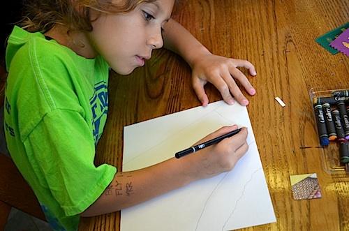 Diego Rivera Mural For Kids- Kid World Citizen
