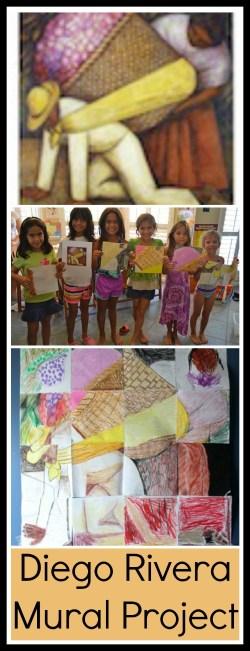 Diego Rivera for Kids Lesson Plan- Kid World Citizen