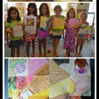 Diego Rivera for Kids: Make your Own Mural!