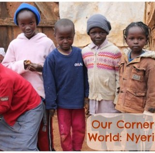 Kids Share their Corner of the World: Learn about Kenya