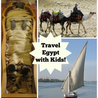 Travel Egypt with Kids- Kid World Citizen