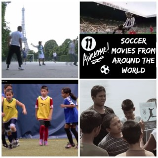 10+ Global Soccer Movies for Kids