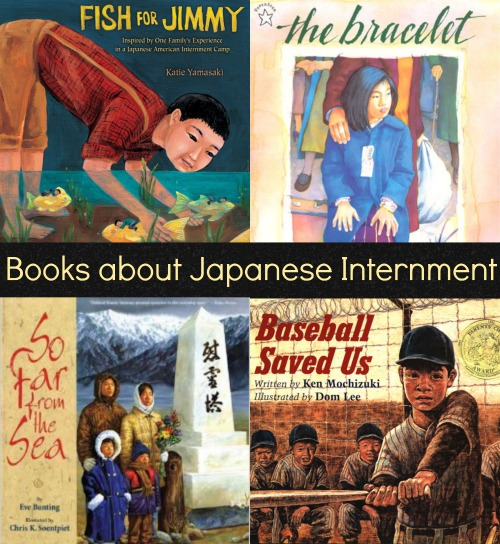 Japanese Internment Childrens Books- Kid World Citizen