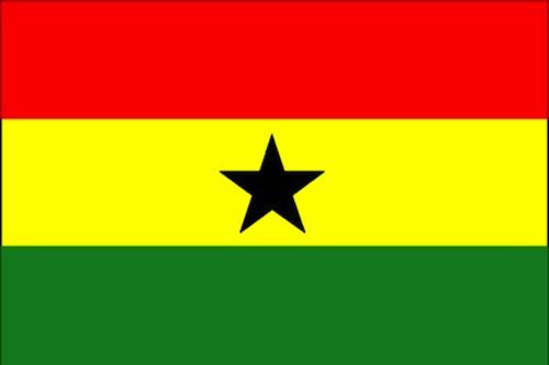Ghana Flag- Kid World Citizen