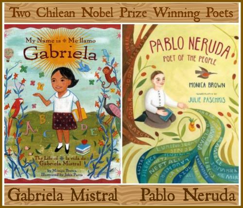Chilean Poets- Kid World Citizen