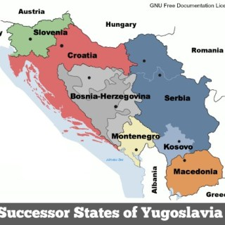 Former Yugoslavia 2008- Kid World Citizen