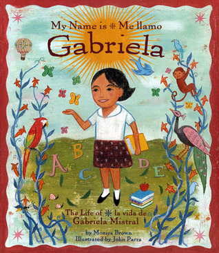 Gabriela Mistral Chile for Kids- Kid World CItizen