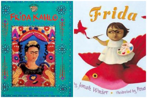 Frida Kahlo Books For Kids- Kid World Citizen