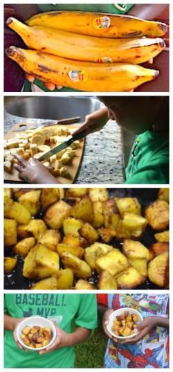 Kelewele Fried Plantains Recipe- Kid World CItizen