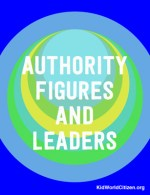 Authority Figures and Leaders KWC TPT Activity for kids