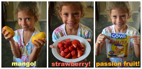 Mexican popsicles ingredients- Kid World Citizen