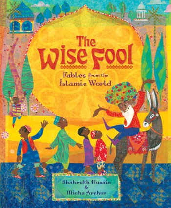 Barefoot Books Wise Fool- Kid World Citizen