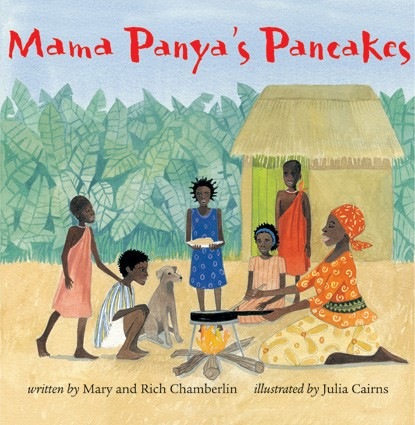 Mama Panyas Pancakes Barefoot Books- Kid World Citizen