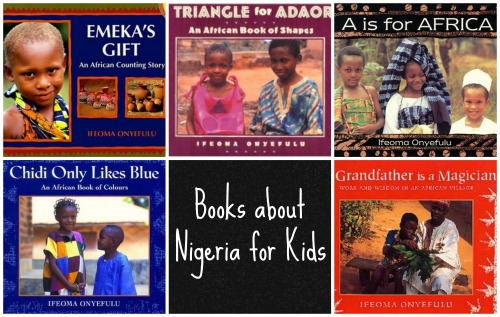 Books about Nigeria for Kids Ifeoma Onyefulu- Kid World Citizen