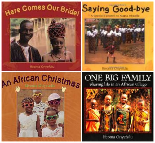 Nigerian Traditions Books for Kids- Kid World Citizen