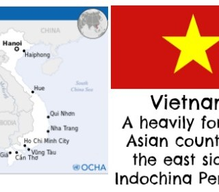 Vietnam Map for Kids- Kid World Citizen