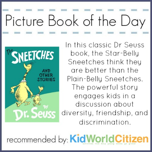 The sneetches anti racism lessons and discussions the sneetches lesson kid world citizen sciox Choice Image