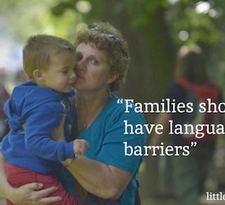 Bilingual Families Language Barriers- Kid World Citizen
