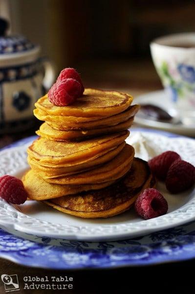 Russian Pumpkin Pancakes- Kid World Citizen