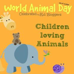 World Animal Day- Kid World Citizen