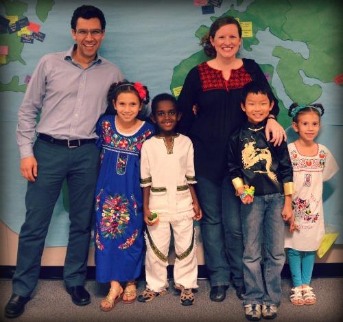 KWC Family- Kid World Citizen