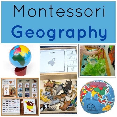 Montessori Geography Lessons Button- Kid World Citizen