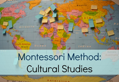 Montessori Method Cultural Studies- Kid World Citizen