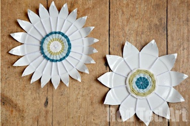 Paper Plate Weaving Projects for Kids- Kid World Citizen