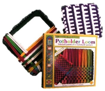 Potholder Loom Weaving Projects- Kid World Citizen