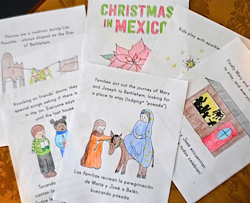 Las Posadas Lesson Kids- Kid World Citizen