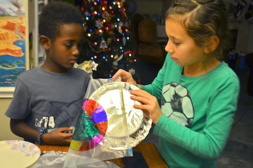 Multicultural holidays around the world craft- Kid World CItizen