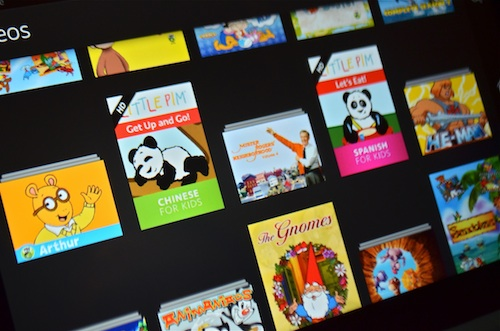 Amazon Fire Languages- Kid World Citizen