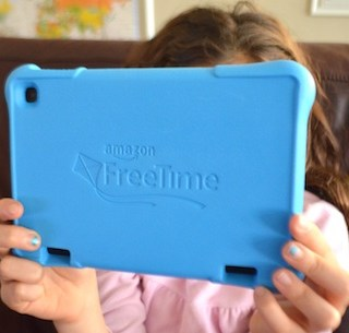 Bring Books with on Your Travels with the Amazon Fire HD Kids Edition