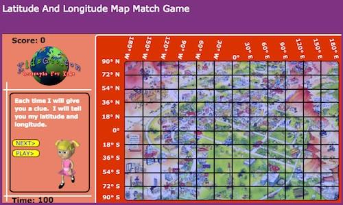 Kids Geo Online Geography Games- Kid World Citizen