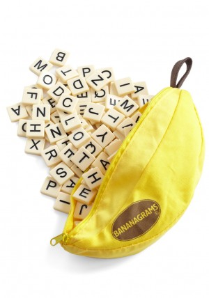 Bananagrams Board Games- Kid World Citizen