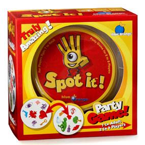 Spot It Board Game- Kid World Citizen