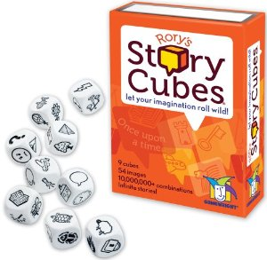 Story Cubes Games for Kids- Kid WorldCitizen