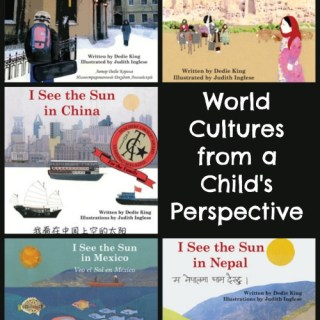"""I See the Sun in…."" Multicultural Books"