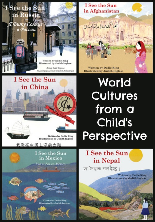I see the Sun World Cultures Books- Kid World Citizen