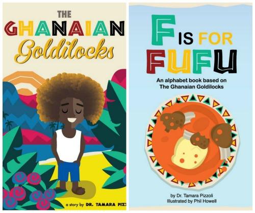 Ghanaian Goldilocks- Kid World Citizen