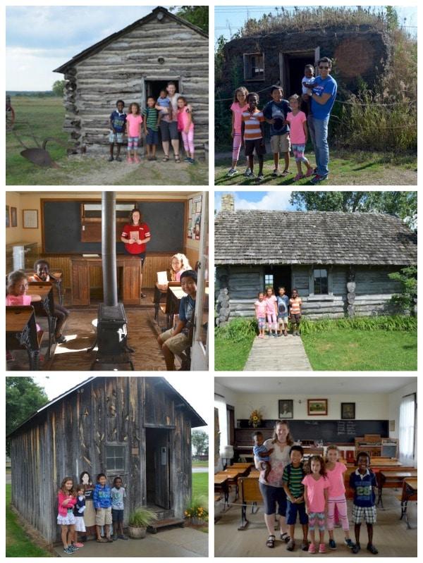 Laura Ingalls Wilder Museum Visits Kids- Kid World Citizen
